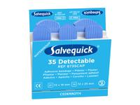 Photo: Salvequick 6 navullingen Detectable